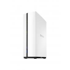 QNAP TS128A - NAS Servidor de archivos / Procesador 4 nucleos / Sistema 64 bits / Interfaz SATA / Hasta 1 HDD / 1 GB RAM DDR4 / 1 Gigabit LAN / MULTIPL