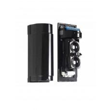 IHORN ABT60- Detector por doble haz de luz (fotocelda) / Distancia hasta 60 Mts / Velocidad de respuesta 50mS / 12 VDC compatible con paneles IHORN / RISCO / DSC / BOSCH