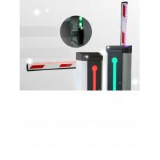 WEJOIN WJLBM4R - Brazo LED derecho de 4 metros / Compatible con barrera LED derecha TVB347012