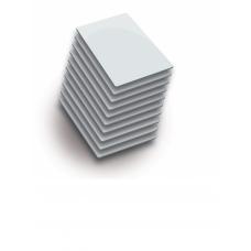 ZKTECO IDCARDN - Paquete de 10 tarjetas ID 125 Khz / 0.88 mm De grosor / Folio impreso / Modelo A16060006