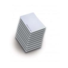ZKTECO MCS501FN - Paquete de 50 Tarjetas Mifare 13.56 Mhz/ PVC/ Imprimibles / 1K