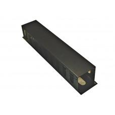 IT10213 - Organizador de Cables Metalico Horizontal 2UR