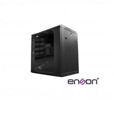 GABINETE PARED ENSON ENS-RKGB12U 12U ENSAMBLADO 600X450MM