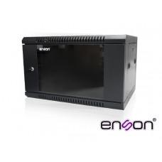 GABINETE PARED ENSON ENS-RKGB6U 6U ENSAMBLADO 600X450MM