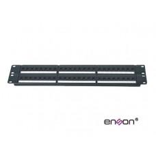 ENSPA48P7 ENSON PATCH PANEL CAT6 48PUERTOS ENSON