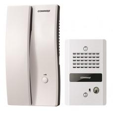 COMMAX DP2SDR2GN - Interfon con auricular & frente de calle para audioporteros / Conexion hasta 150 Mts / Soporta equipo extra de 29042