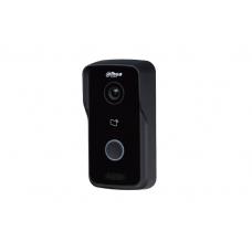 DAHUA VTO2111DWP - Frente de calle WiFi independiente / P2P / Angulo visión 102 grados / Apertura de puerta remota / Exterior IP65 / PoE 802.3 AF / 5 Monitores