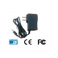 SAXXON PSU12015E - Fuente de poder regulada 12V CD / 1.5 Amperes / Ideal para equipos de CCTV / Cable de 1.2 Mts